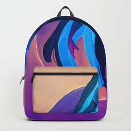 Tangled Up In Blue Backpack