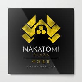 Nakatomi plaza Metal Print