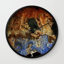 Genie Of The Lamp Wall Clock