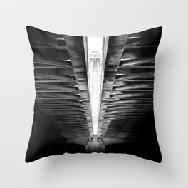 underworld Throw Pillow