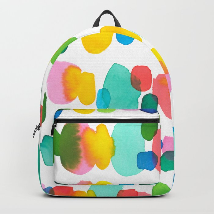 Paradise Dots Backpack