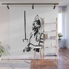 Don Quixote Wall Mural