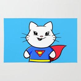 Superkitty! Rug
