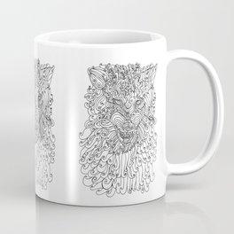 The Way of Wolf Coffee Mug