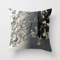 Springtime Throw Pillow