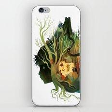 Neverland State of Mind iPhone & iPod Skin