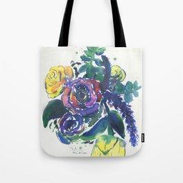 Feeling Violet Tote Bag
