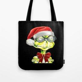 geek grinch Christmas Tote Bag