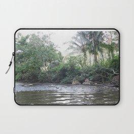 Where the River Runs Laptop Sleeve