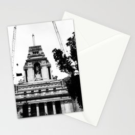 Ominous Cranes Stationery Cards