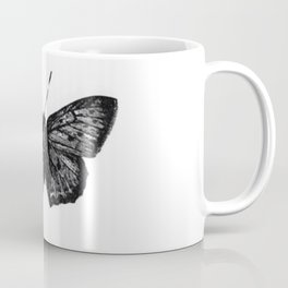 Minimalista borboleta 1 Coffee Mug