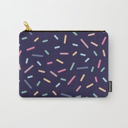 Raining Sprinkles Carry-All Pouch