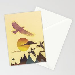 You'll Still Have Your Stars Stationery Cards