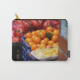 Shangai Oranges Carry-All Pouch