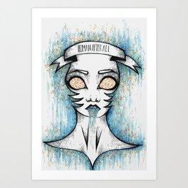 Human After All Art Print