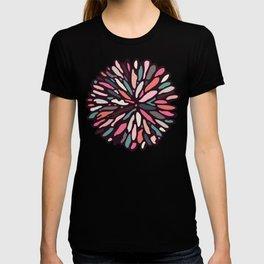 Retro Light Dahlia T-shirt