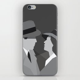 Casablanca iPhone Skin