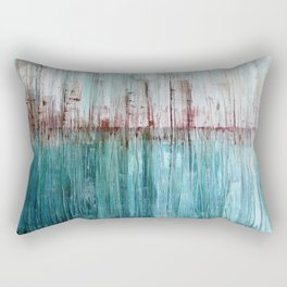 Mental Disaster Rectangular Pillow