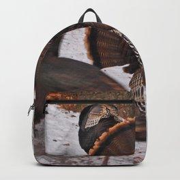 Turkey Snow Dance Backpack