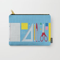 Office Supplies Carry-All Pouch