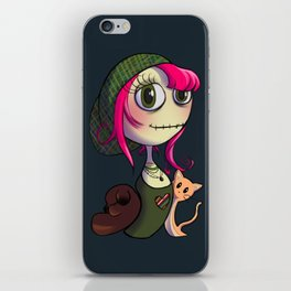 Animal Lover iPhone Skin