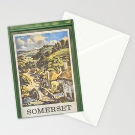 Vintage Railway Sign Stationery Cards