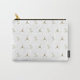 Jumpman - White Carry-All Pouch