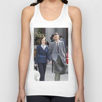 peggy carter Tank Tops featuring Jack Thompson & Peggy Carter - Agent Carter. by agentcarter23