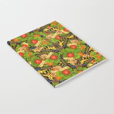 Old World Swallowtail Cacophony Notebook