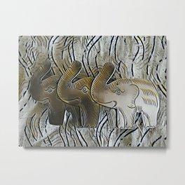 TemboTatu Metal Print