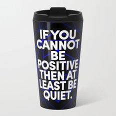 Joel Osteen Quote Travel Mug
