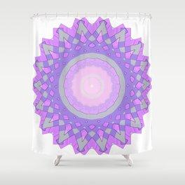 Mandala 28 Shower Curtain