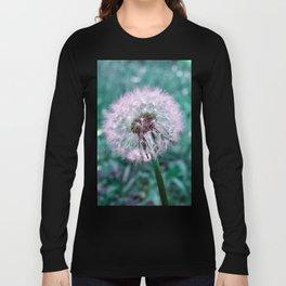 DANDELION - puffball Long Sleeve T-shirt