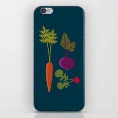 Vegetable Medley iPhone & iPod Skin