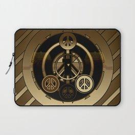 One Love (Brown) Laptop Sleeve