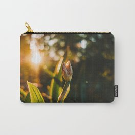 Unveiling Iris Carry-All Pouch