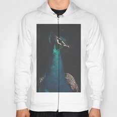 peacock and proud Hoody