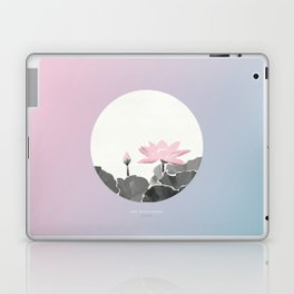 [7.12—7.16] First Lotus Blossoms Laptop & iPad Skin