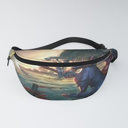 Classic Yasuo League of Legends Fanny Pack