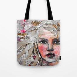 Layered Tote Bag
