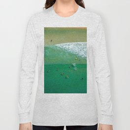 Surfing Day VI Long Sleeve T-shirt