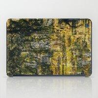 moss iPad Cases featuring Moss by Jillian VanZytveld
