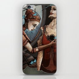 Dream of Yourself iPhone Skin