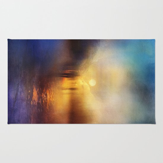 Light Echoes Rug