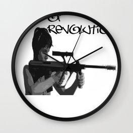 EVOLT Wall Clock