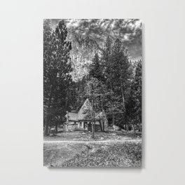 LeConte Memorial Lodge Metal Print