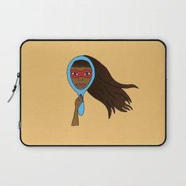 supermodel Laptop Sleeve