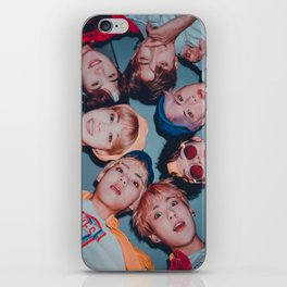 BTS - Bangtan Boys iPhone Skin
