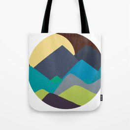 Out of Woods - In the Clear Yet? - Or Into the Woods? - 57 Montgomery Ave Tote Bag