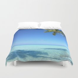A little bit of Paradise Duvet Cover